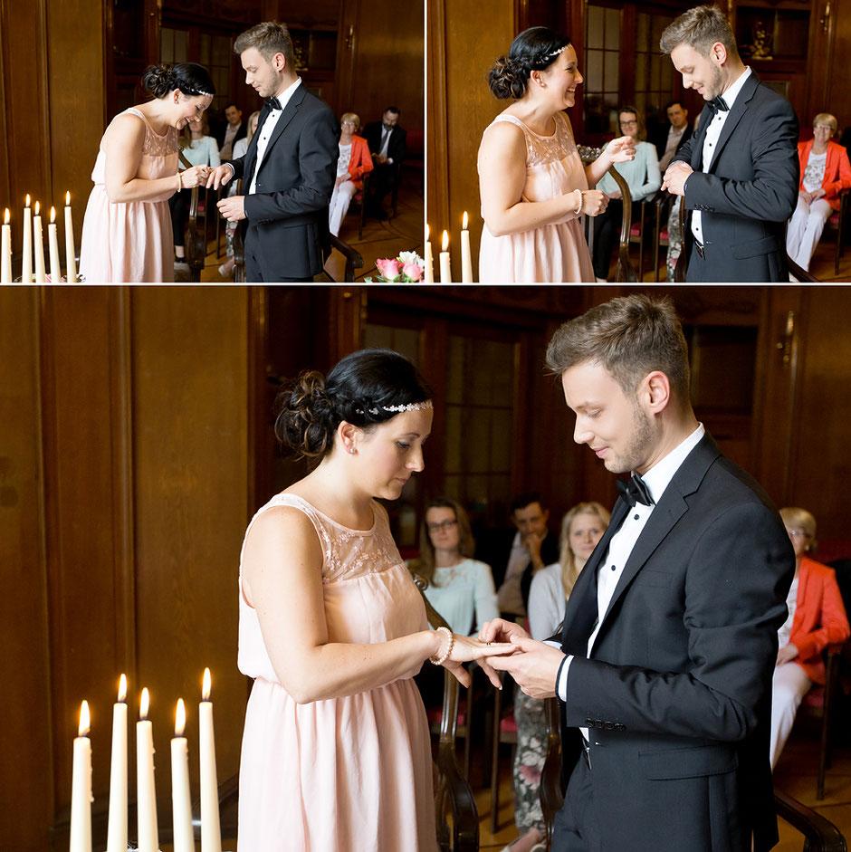 ringe anstecken, Eheringe, Eheversprechen, heiraten im Erzgebirge, hochzeitsfotograf chemnitz