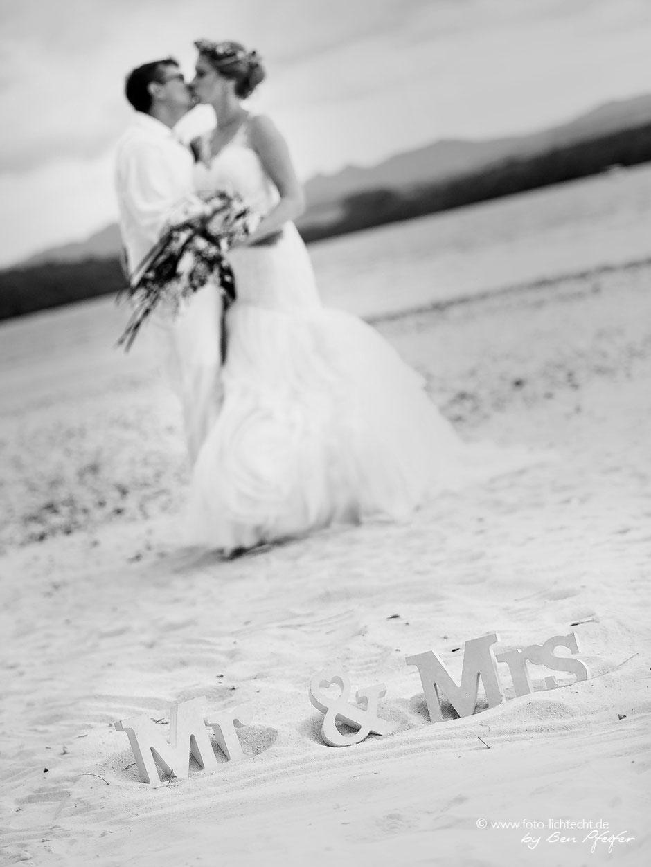 Hochzeit Auf Mauritius Heiraten Am Strand Als Hochzeitsfotograf