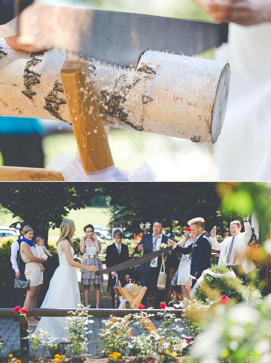 kreuztanne Hochzeit, kreuztanne sayda