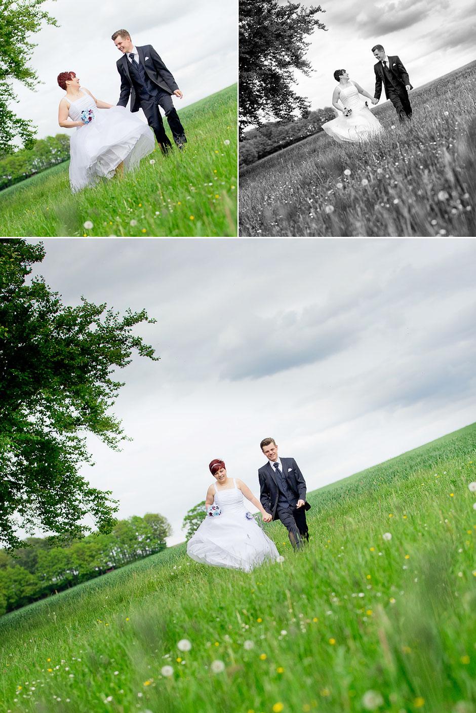 hochzeitsfotos mit spaß, hochzeitsfotograf Erzgebirge, moderne hochzeitsfotografie