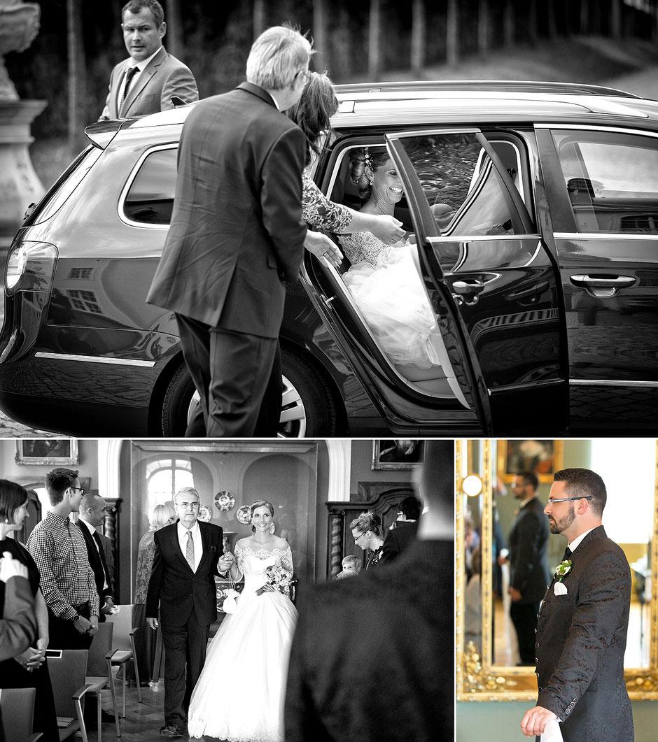 schloss lichtenwalde Hochzeit