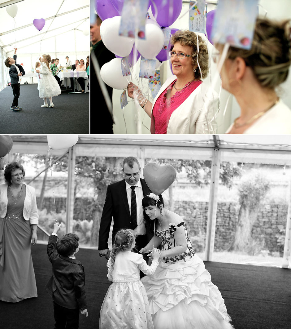 heliumluftballons, heliumluftballons zur Hochzeit, hochzeitsfotograf erzgebirge