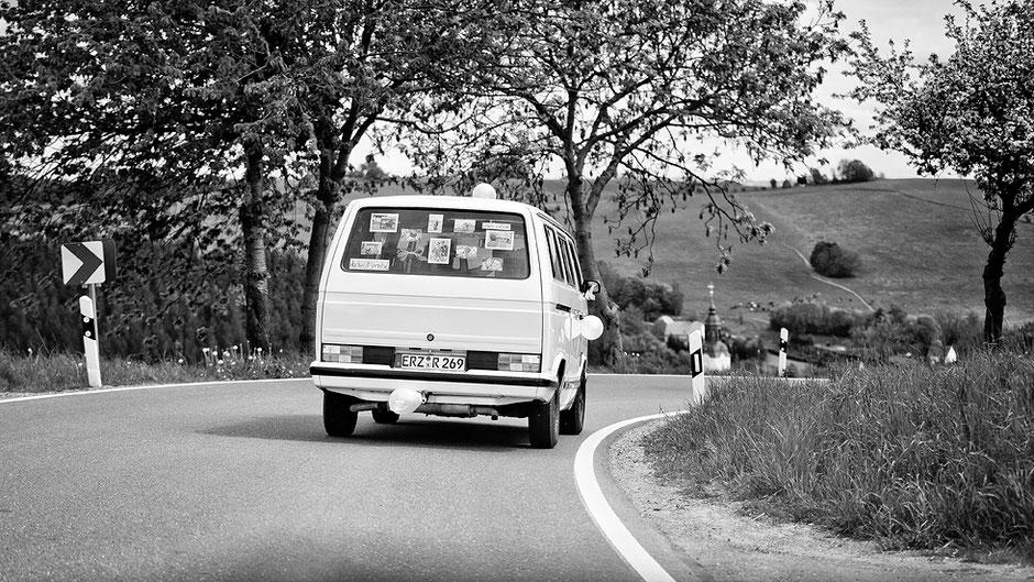 brautauto, hochzeitsmobil, Erzgebirge, hupkonzert, jahnsdorf im erzgebirge