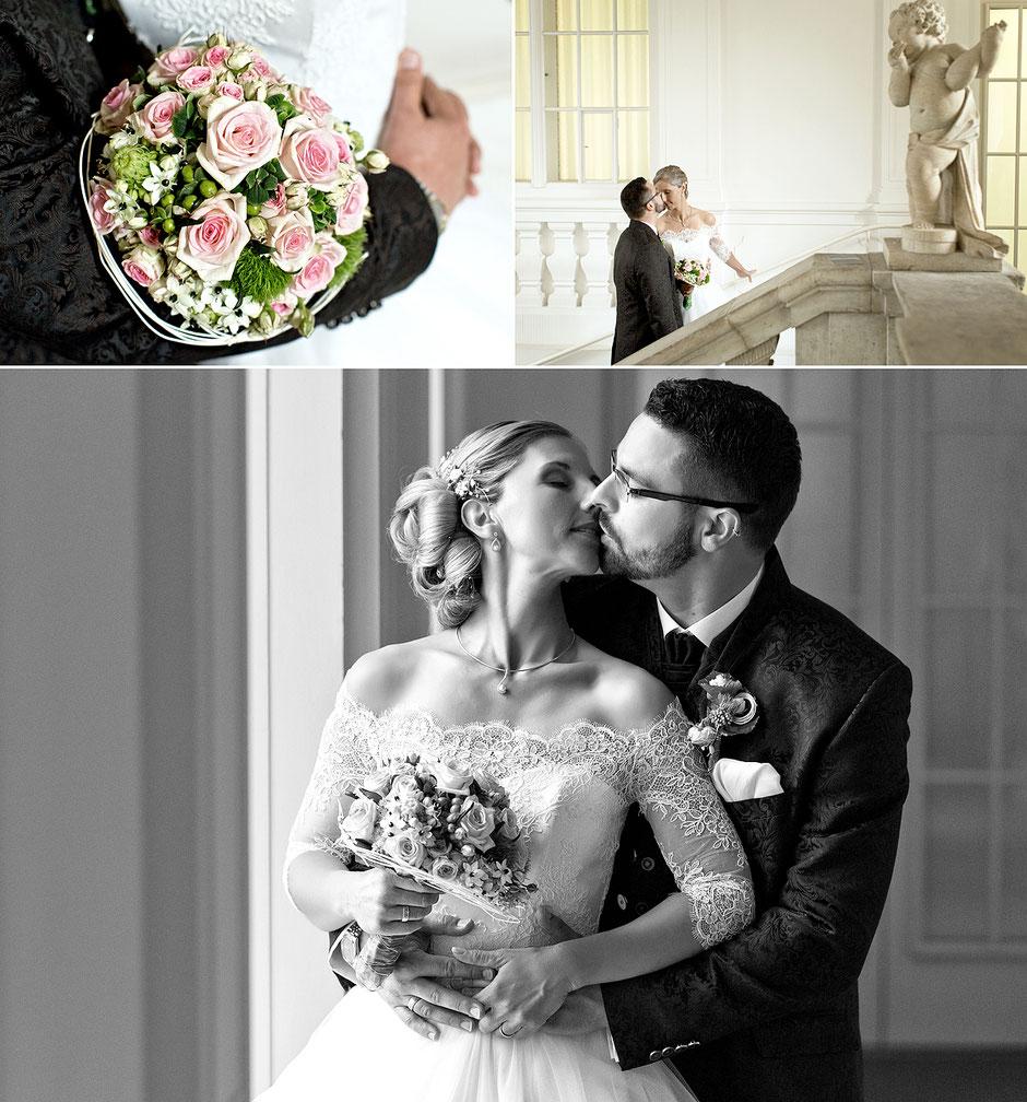 hochzeitsportraits, fotoshooting Hochzeit, lichtenwalde Fotos