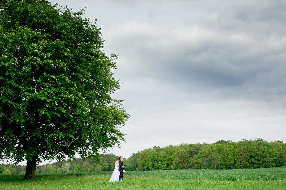 brautpaar, hochzeitsfotos, hochzeitsfotos in der natur, natürliche hochzeitsfotos