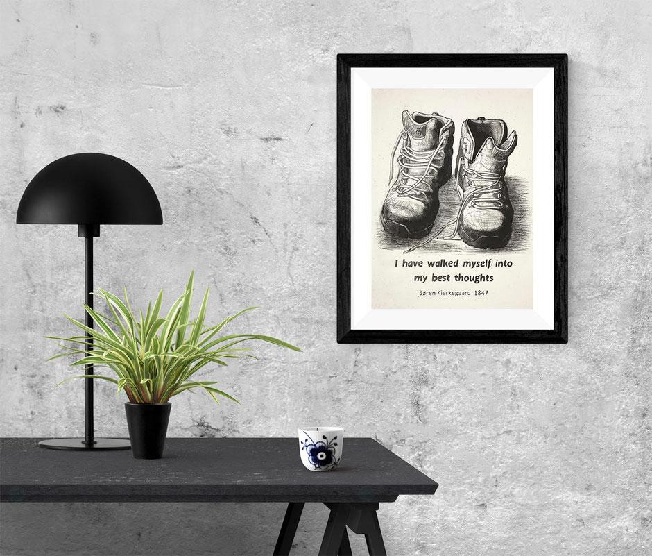 mockup lifestyle shot marketing art online