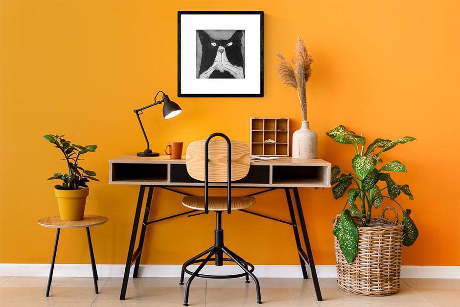 creating lifestyle mockup art images