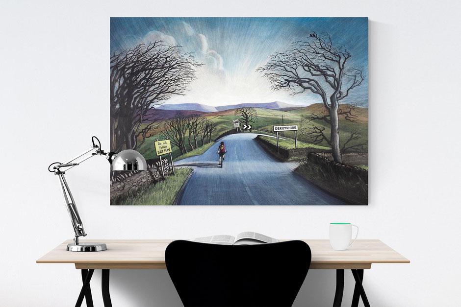 lifestyle mockup marketing art photography online