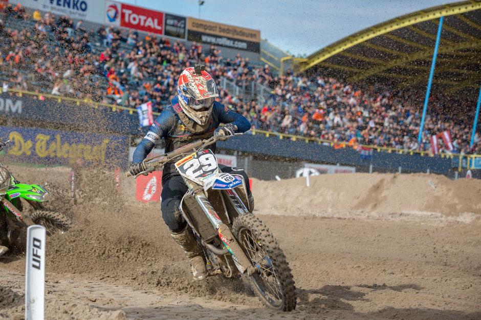 Henry Jacobi Motocross GP Assen