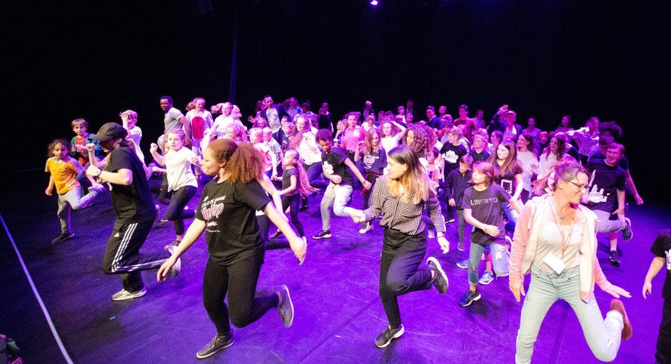 Gala hip hop new school quimper finistère bretagne hip hop danse