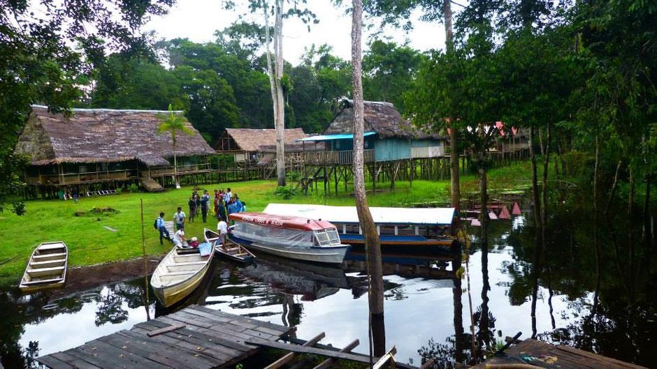 La Estación Biológica Yanayacu, en Iquitos (Perú)