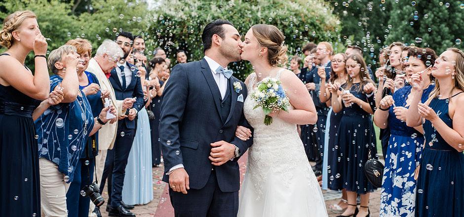 Hochzeitsfotograf in Leipzig, Markkleeberg und Zwenkau für eure Hochzeit in Sachsen
