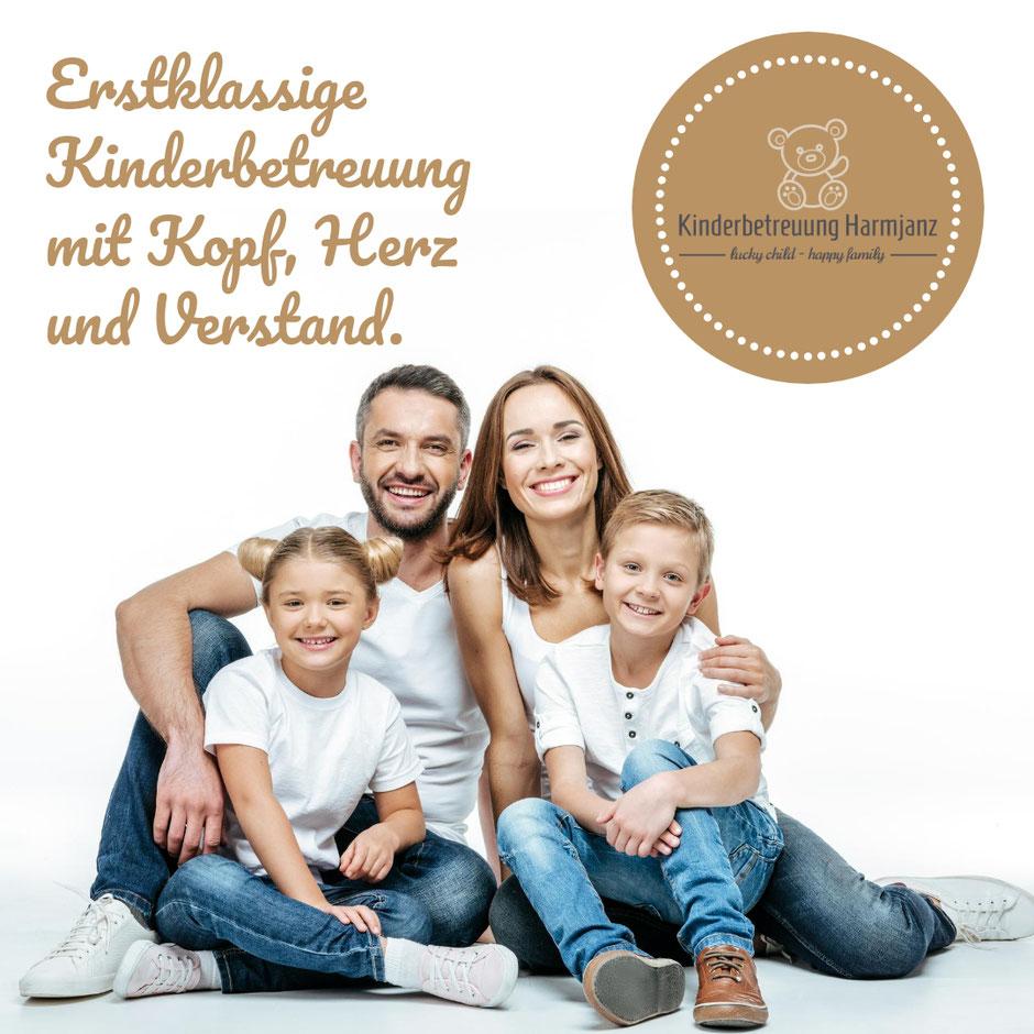 Kinderbetreuung Harmjanz. Erstklassige Kinderbetreuung mit Kopf, Herz und Verstand Inn Hamburg.