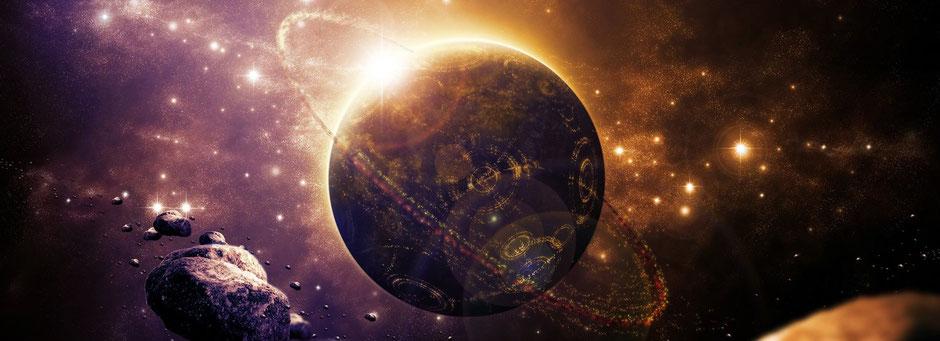 Somos insignificantes en el universo