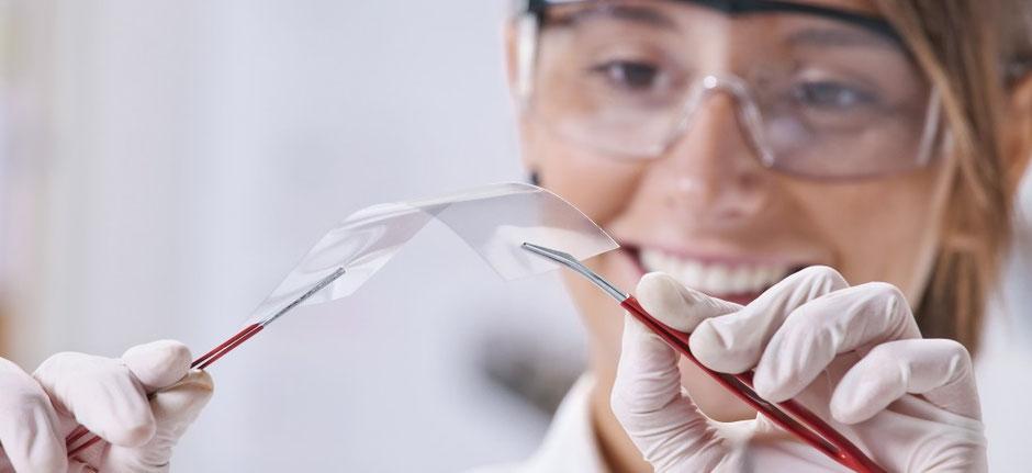 El grafeno, el material del futuro