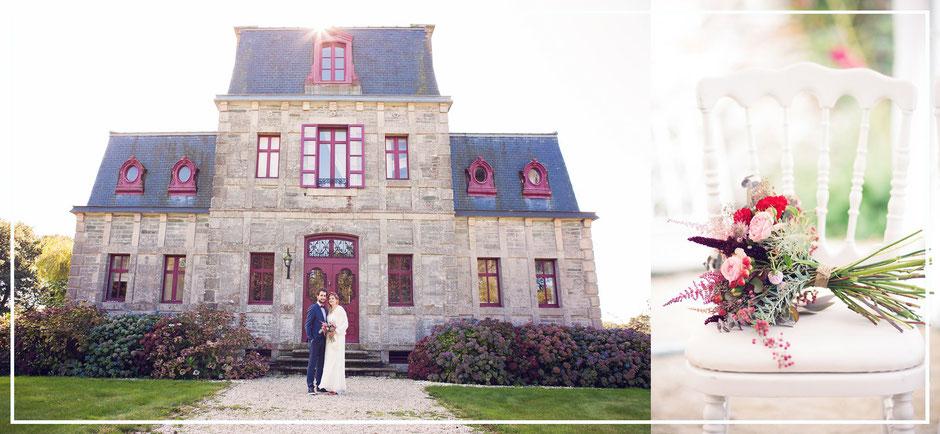 Photographe mariage Bretagne Roscoff