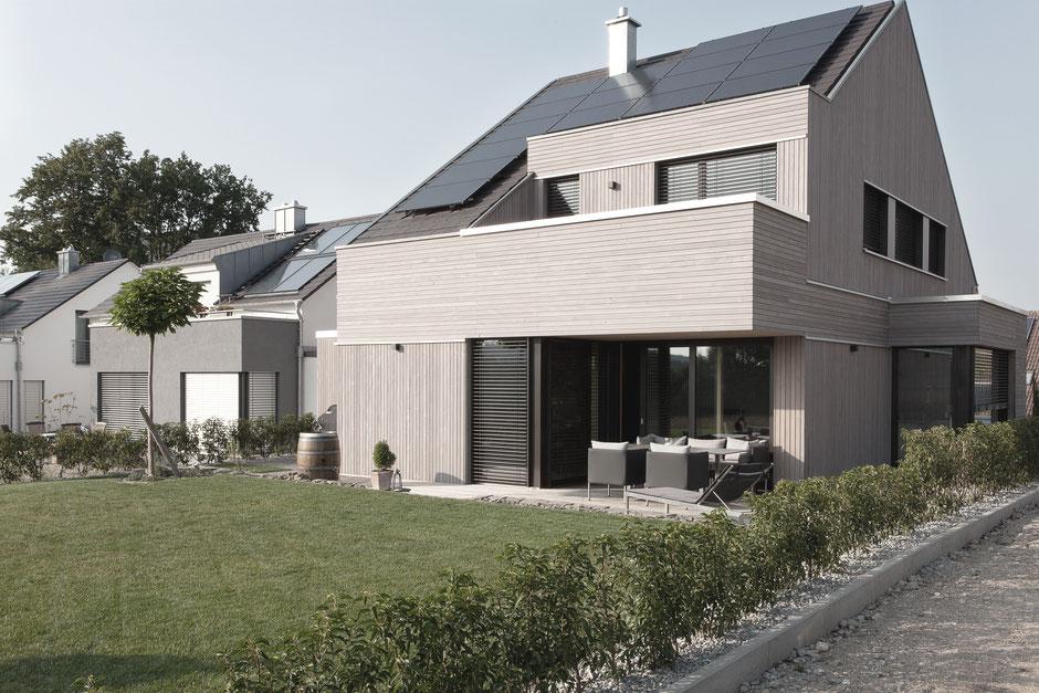 Wohnhaus S. storz.architektur Freiburg Schwarzwald Holzbau