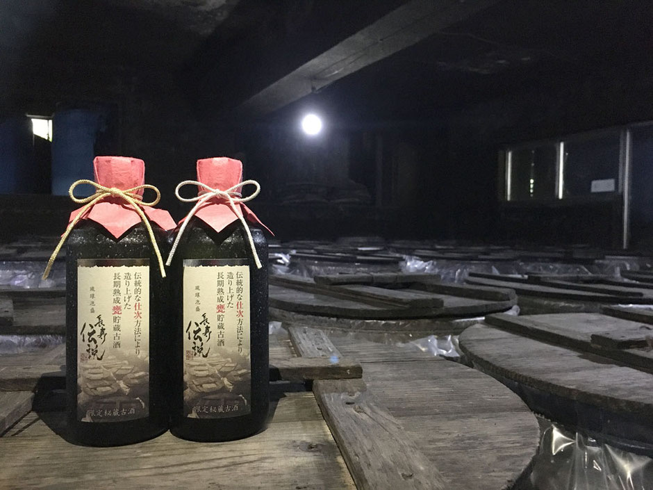 Makuake ストア掲載 二度と同じ古酒は世に出ない!伝統的な仕次方法により 造り上げた長期熟成甕貯蔵古酒