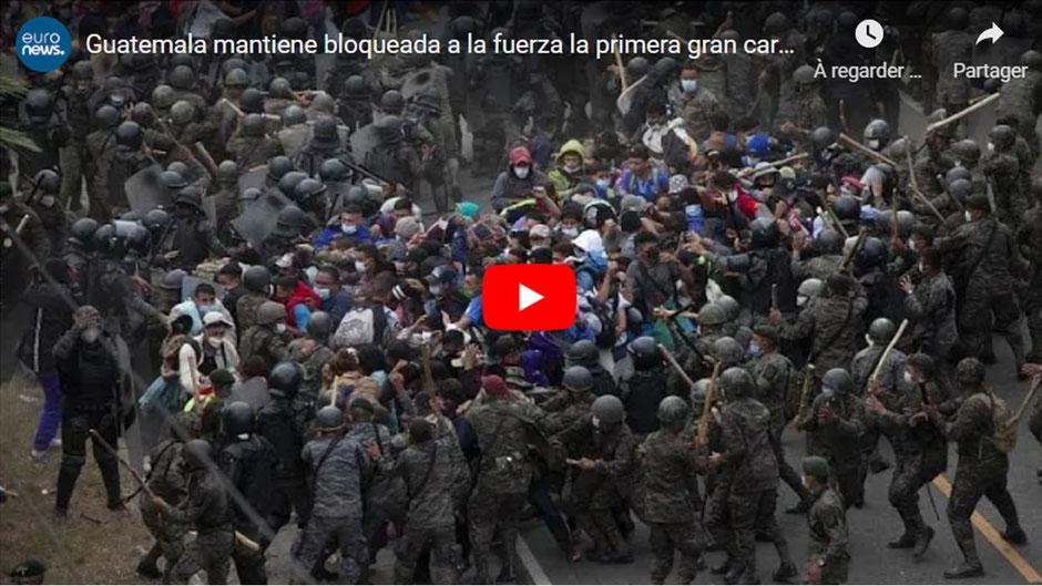 Euronews video, January 2021