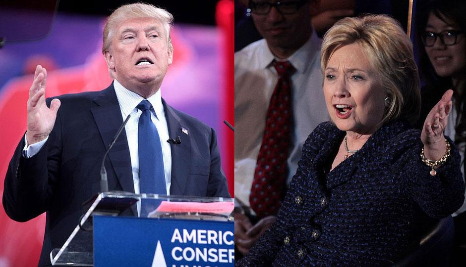 The 2016 debates, a reflection of an already existing polarization