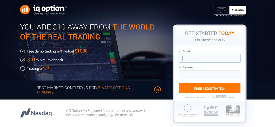Best binary options ea