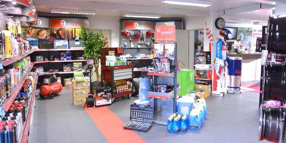 Kfz und Motorrad Reparatur & Service, Tuning, Ersatzteile, Autoreifen und Felgen