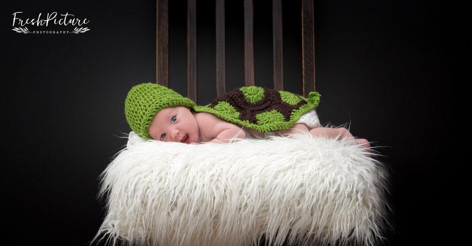 Säuglingsfotos in Süddeutschland für Jungen und Mädchen