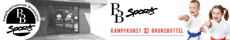 LOGO Seite Kampfsportschule - BB SPORTS - Familien Tag 2020 Info Kampfsport-Kurse