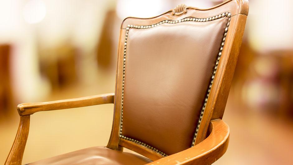 もの作りの椅子
