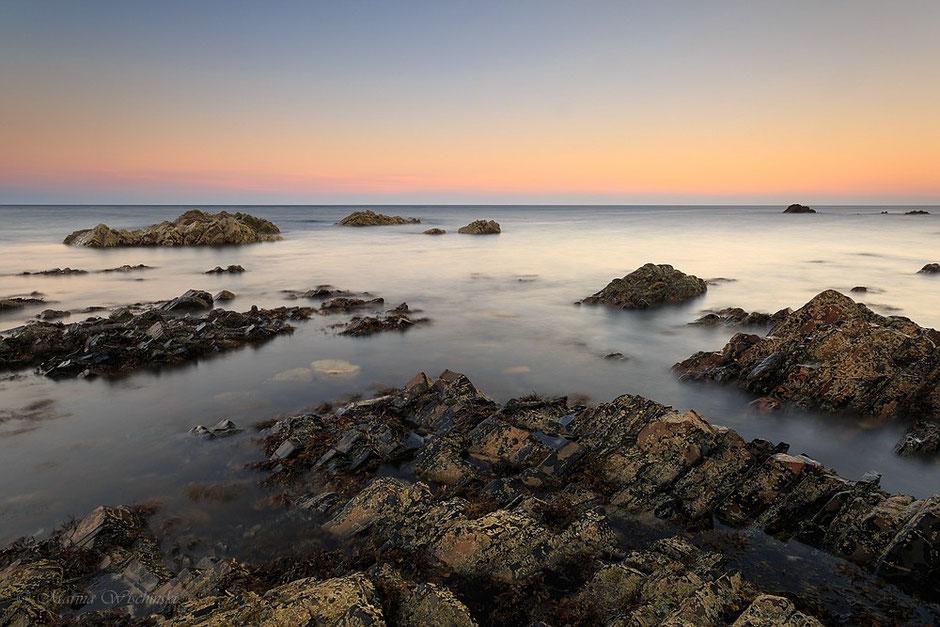 An Schottlands Küste