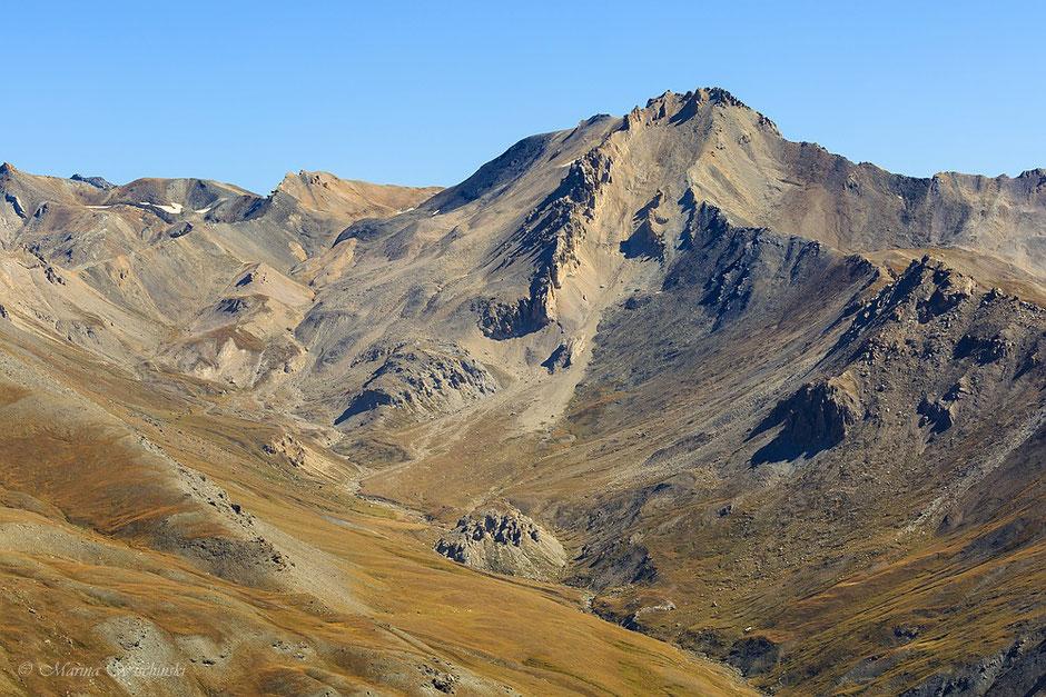 In den Cottischen Alpen, Piemont