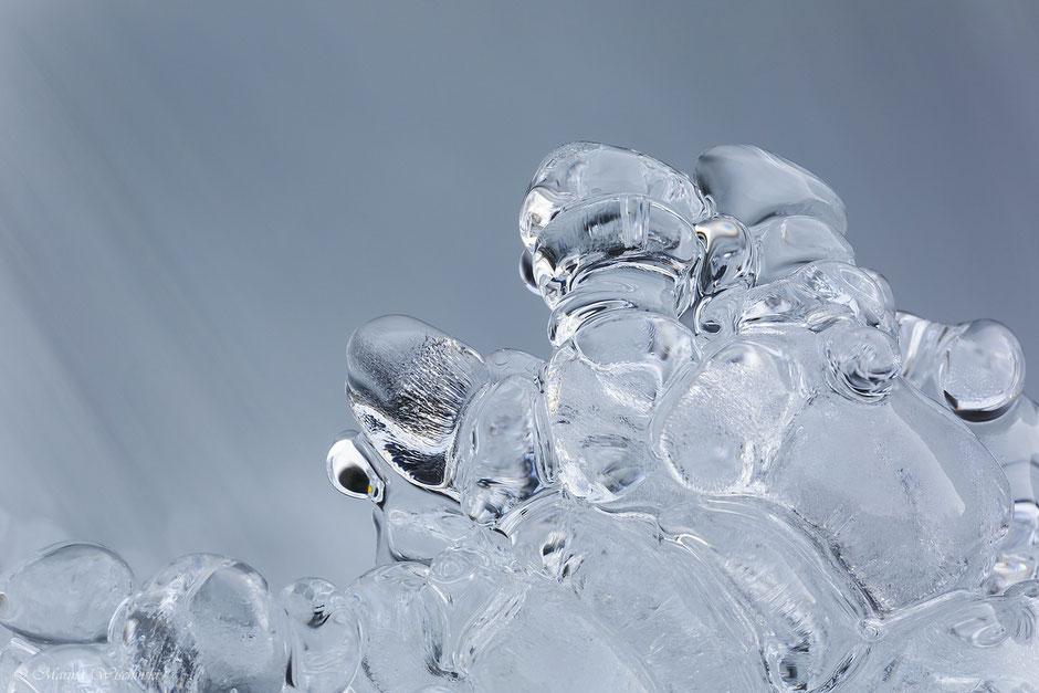 Eisskulptur - 2 -