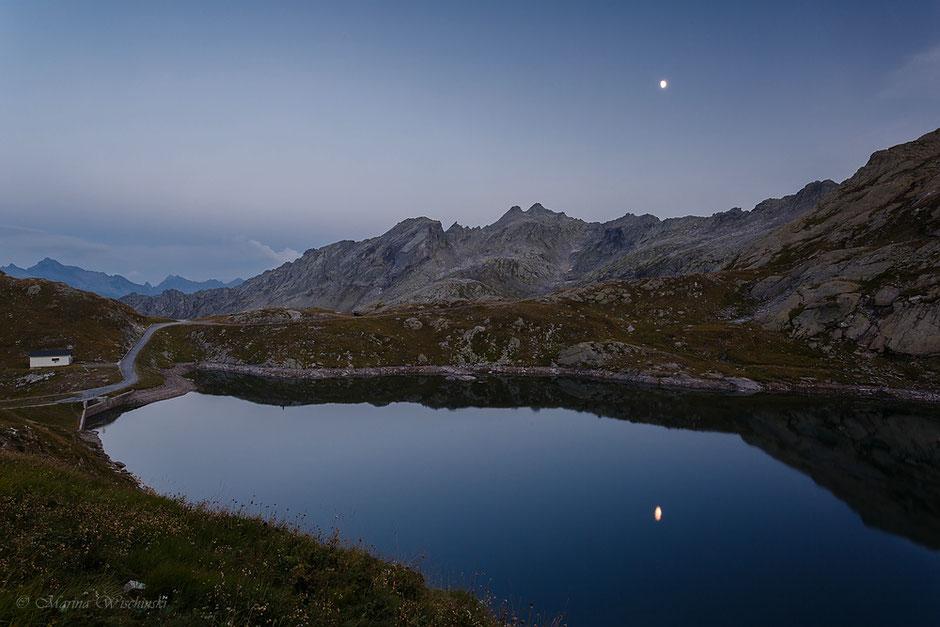 Der Mond ist aufgegangen, Schweiz
