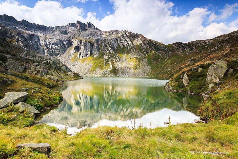 Tessiner Bergsee