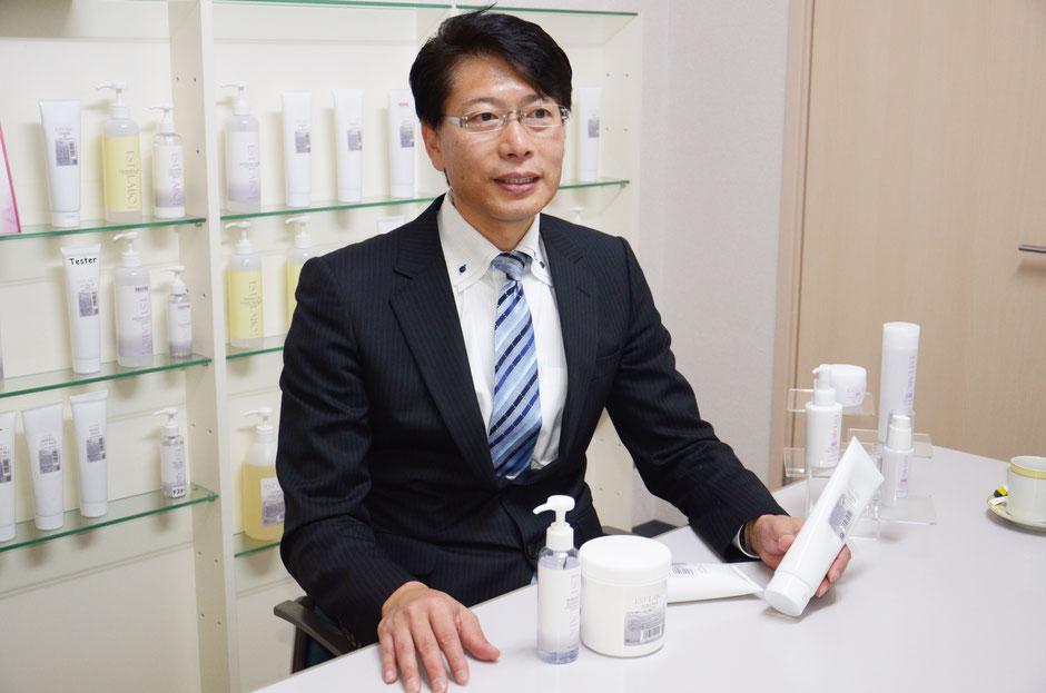 株式会社シー・ビー・エス 代表取締役 圓田 照夫さん