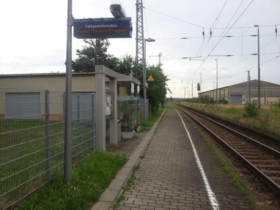 Haltepunkt Lampertswalde
