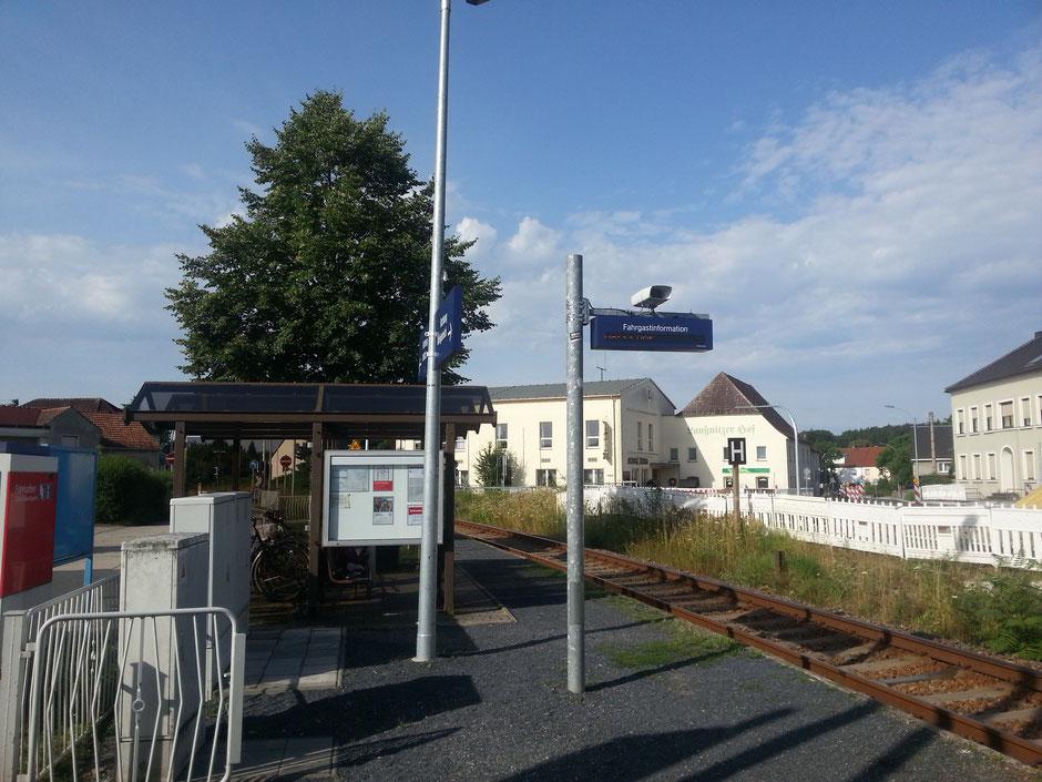 Haltepunkt Laußnitz