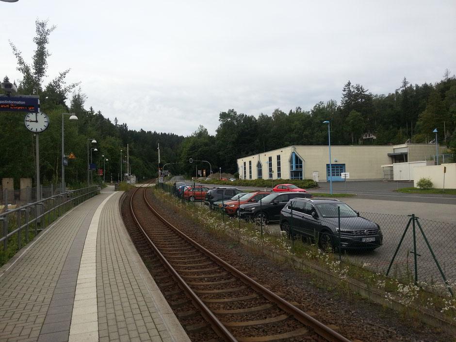 Haltepunkt Lauenstein