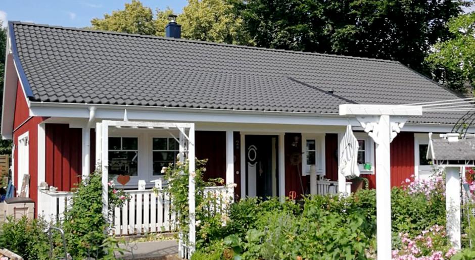 Berg Schwedenhaus Modell Älmhult 100 Referenz
