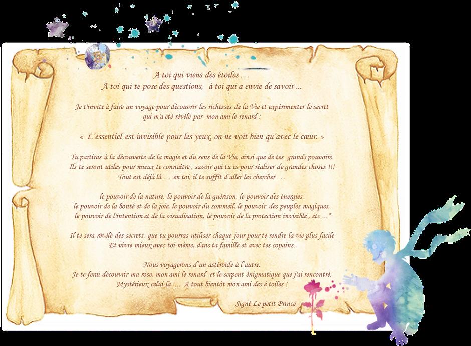 Atelier éveil spirituel pour enfants Besançon Cecile Faivre
