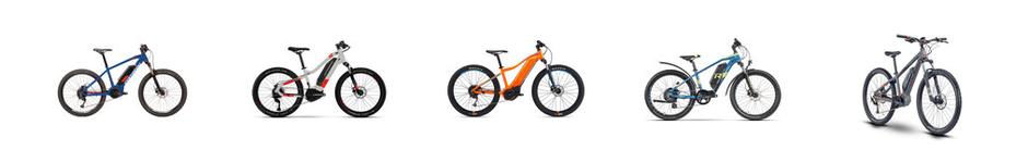 Die top 5 e-Mountainbikes für Kinder