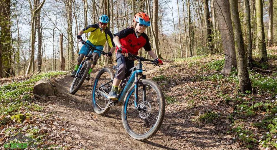 Focus e-Mountainbike für Kinder