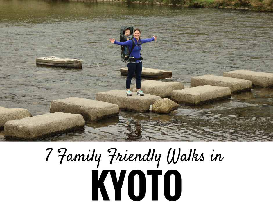 7 Family Friendly Walks in Kyoto, Japan