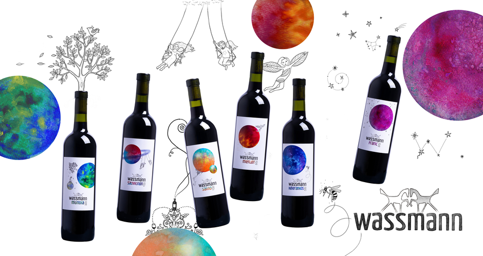 wassmann universe - our galaxy of living wines