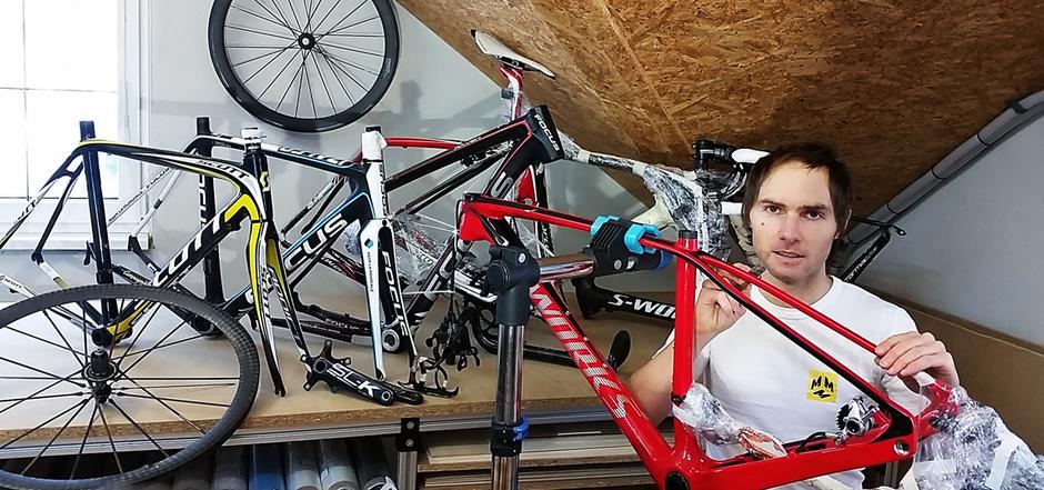 carbon fahrrad carbon technik von triple m bike onlineshop fachgesch ft carbon. Black Bedroom Furniture Sets. Home Design Ideas