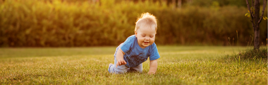 Wie entwickelt sich mein Kind in den ersten drei Lebensjahren?
