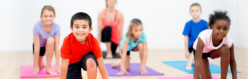 Kinderyoga für deine Kita - Lernmöglichkeiten durch Bewegung