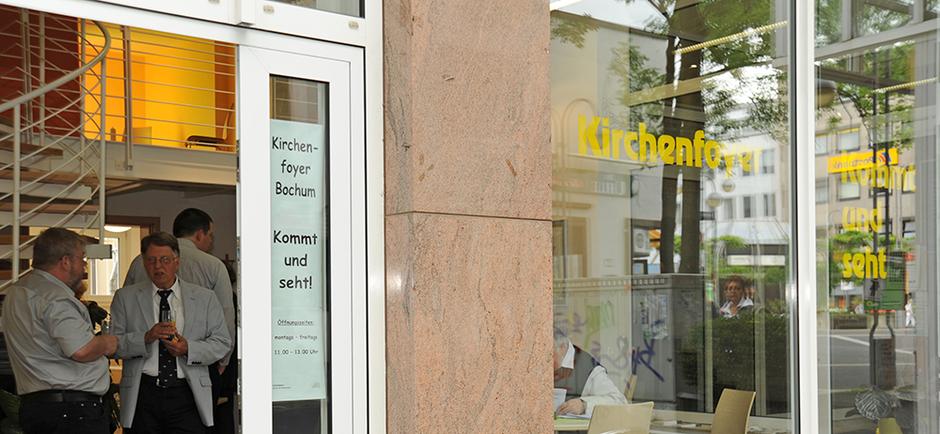 Kirchenfoyer Bochum