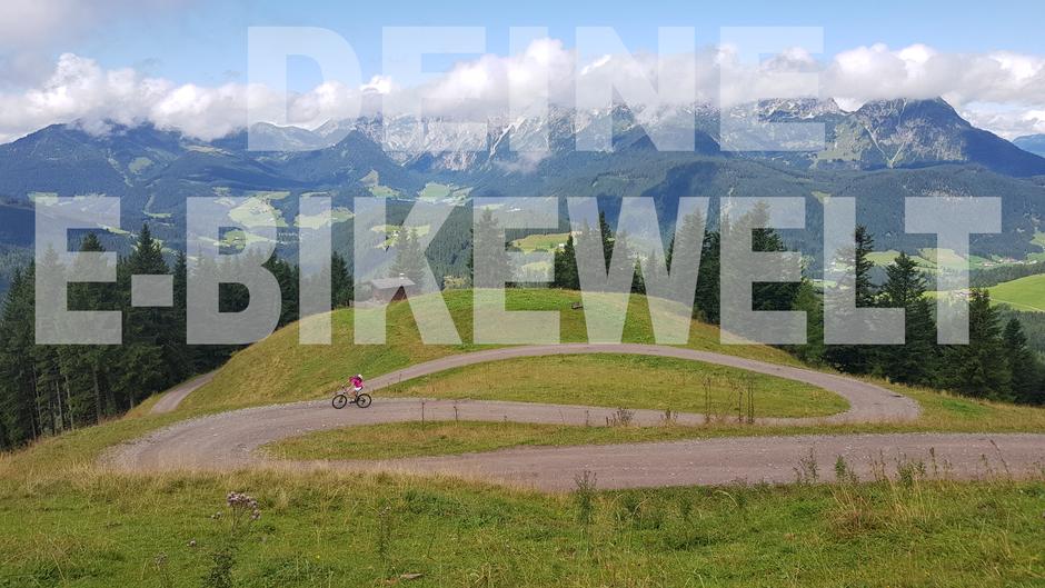 Gebrauchte und neue E-Bikes bei Sport Alpin in Werfenweng