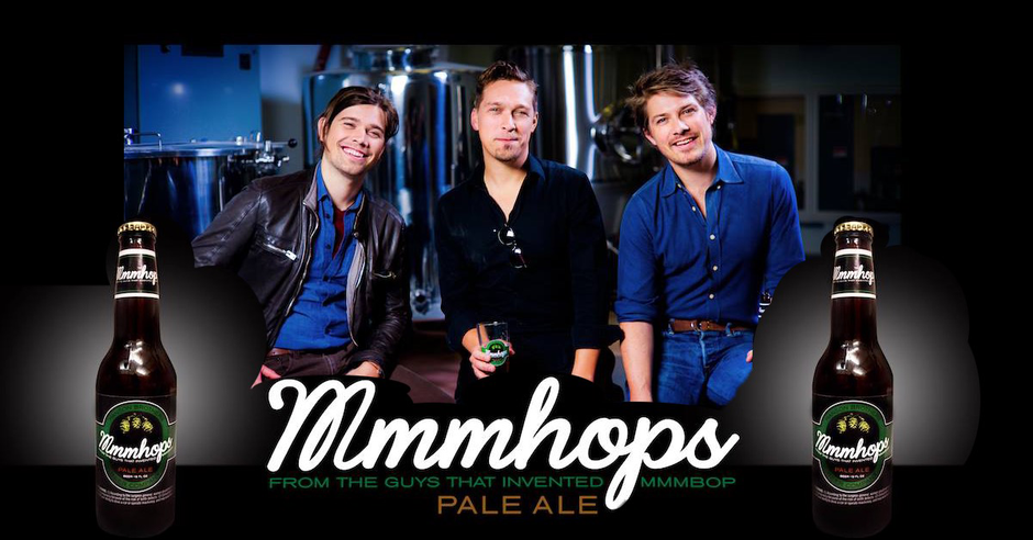 Hanson Brothers Mmmhops Pale Ale